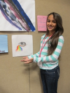 Jazz and her art